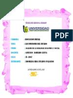 Las Funcones Del Estado Peruano