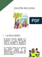 Inclusion Educativa 16-03-2016