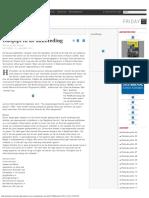 Okopipi in de Aanbieding - Parbode Surinaams Opinie Maandblad