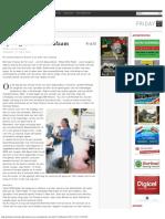 Op Weg Naar Wereldfaam - Parbode Surinaams Opinie Maandblad
