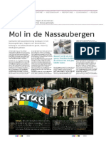 Suriname, Nederlands Dagblad - 5 November 2011 - Mol in de Nassaubergen Van Suriname