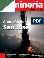 revista mineria chilena