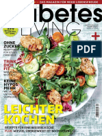 Diabetes Living Germany AugustSeptember 2017