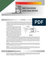 1. Mechanism and Machine