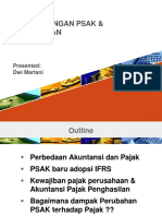 PSAK and Taxation