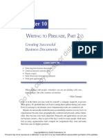 Writing Business Documents