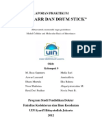 Uin Laporan Praktikum Body Barr Dan Drum Stick