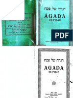Agada de Pesah en Ladino