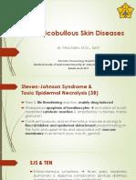 Vesicobulous Skin Diseases