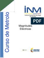Cartilla Curso de Magnitudes Eléctricas