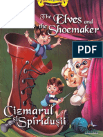 Cizmarul Si Spiridusii - Povesti Bilingve Engleza-romana