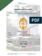 Tercer Informe 2013-2