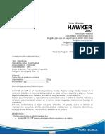 Ficha Tecnica Hawker 25ec