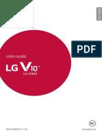 LG V10 Manual