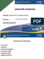 Pantillavcprogramacionavanzada Iibimestre 120127172632 Phpapp01