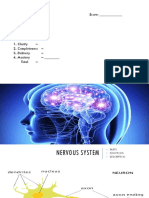 Genpsych - Nervous System