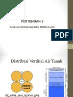 Kuliah 3 Siklus Hidrologi Dan Neraca Air