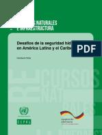 Desafios de La Seguridad Hidrica en America Latina y El Caribe