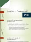 Algoritmo y Programación (2)