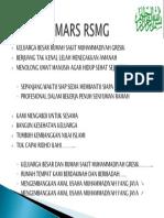 MARS RSMG