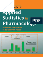 A Handbook of Applied Statistics in Pharmacology_2013
