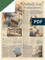 El Mercurio 14 Marzo 2001