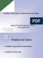 Sesion 2 Analisis Exploratorio de Datos