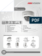 Hikvision Ds 2cd2142fwd i(s) Data Sheet