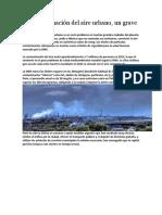 La contaminación del aire urbano.docx