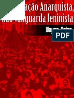 Organização Anarquista, Não Vanguarda Leninista.