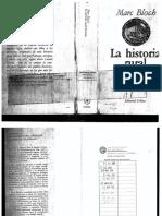 2 [1952] [Eco] [Soc] BLOCH, Marc. La Historia Rural Francesa. Caracteres Originales. Barcelona. Critica, 1978 [REF]
