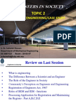 EIS Case Study