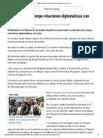 Arabia Saudita rompe relaciones diplomáticas con Irán.pdf