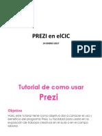 Tutorialprezi a Usar CIC 2017.Pptx