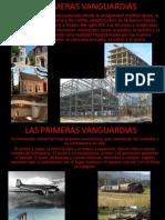 001 Las Primeras Vanguardias 3ra Clase