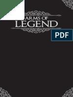Legend - Arms of Legend