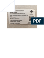 portfolio cpr certification