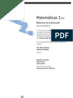 Matematicas Solucionario Santillana 1 56