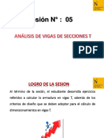 Sesion Clase 05 - Vigas T