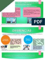 Comercio Electrónico Diferencias