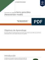 12 Newsvendor Model (1)