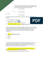 Revisión Examen Gerencia Financiera