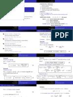 Calcul Numeric - Curs#01 - Handouts