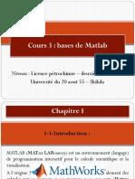 Indpet1an Info-bases de Matlab
