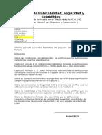06_informe de Habitabilidad, Seguridad y Estabilidad