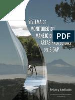 Areas Protegidas Smm-sigap (Revisión y Actualización)