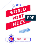 World Port Index (2016)