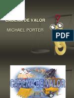 Cadenasdevalor Porter