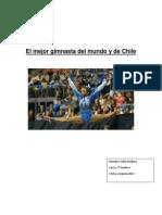 El Mejor Gimnasta Del Mundo y de Chile