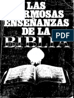 Las Hermosas Enseñanzas de La Biblia